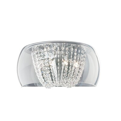 Ideal Lux Audi-60 4 Light Wall Lamp