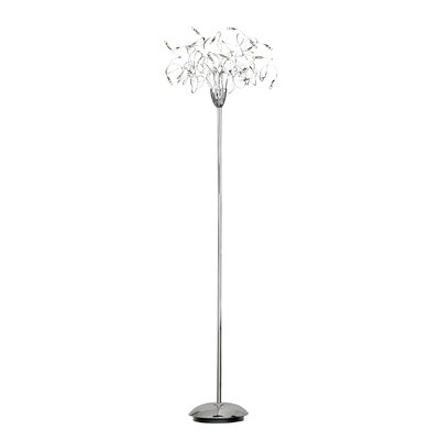 Ideal Lux Faville 185cm Reading Floor Lamp