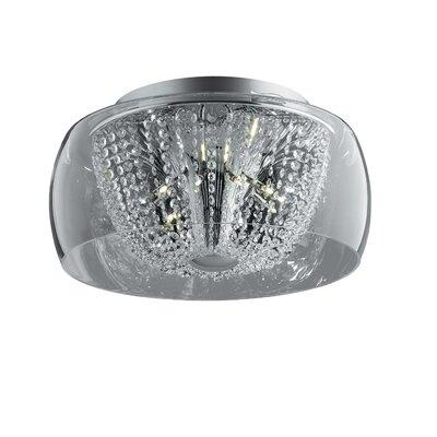 Ideal Lux Audi-60 11 Light Flush Ceiling Light
