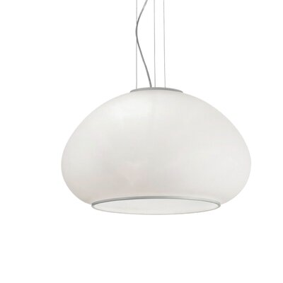 Ideal Lux Mama 3 Light Bowl Pendant