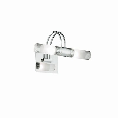 Ideal Lux Double 2 Light Wall Lamp