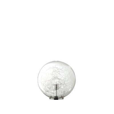 Ideal Lux Mapa 21cm Table Lamp