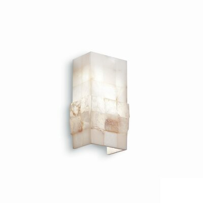 Ideal Lux Stones 1 Light Wall Lamp