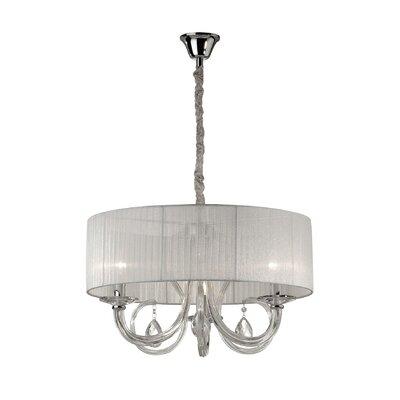 Ideal Lux Swan 3 Light Drum Pendant