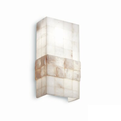 Ideal Lux Stones 2 Light Wall Lamp