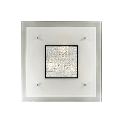 Ideal Lux Steno 3 Light Wall Lamp