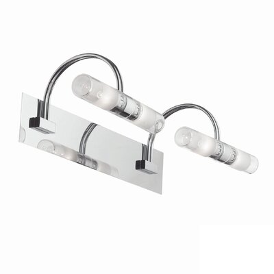 Ideal Lux Double 4 Light Wall Lamp