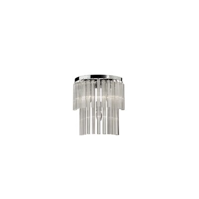 Ideal Lux Elegant 3 Light Wall Lamp