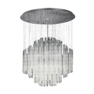 Ideal Lux Elegant 8 Light Wall Lamp