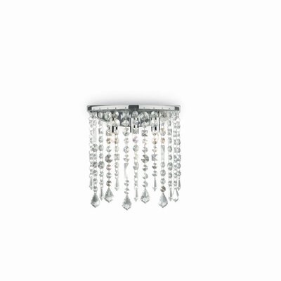 Ideal Lux Royal 3 Light Wall Lamp