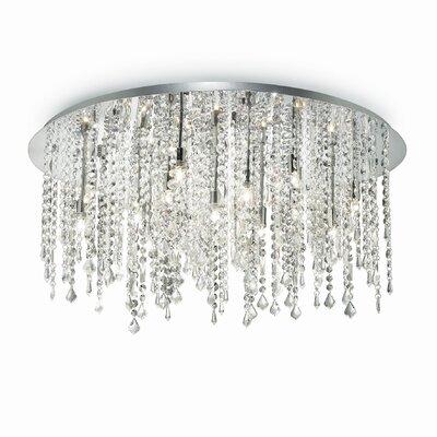 Ideal Lux Royal 15 Light Flush Ceiling Light