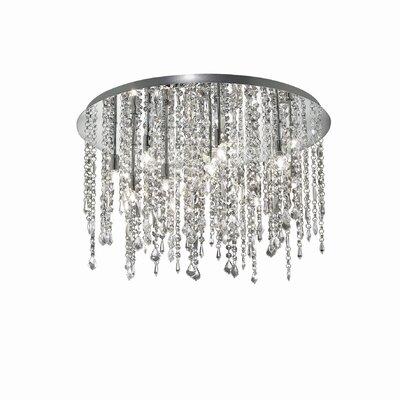 Ideal Lux Royal 12 Light Flush Ceiling Light