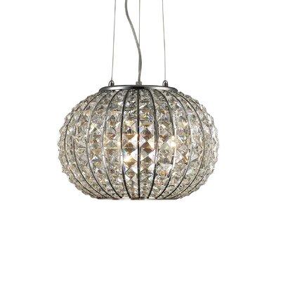 Ideal Lux Calypso 3 Light Globe Pendant