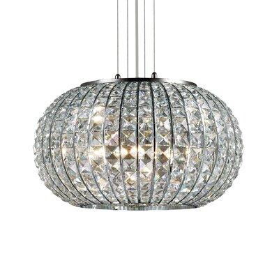 Ideal Lux Calypso 5 Light Globe Pendant