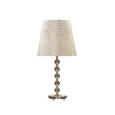 Ideal Lux Queen 67.5cm Table Lamp