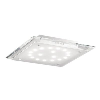 Ideal Lux Pacific 18 Light Semi Flush Ceiling Light