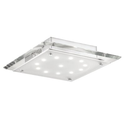 Ideal Lux Pacific 12 Light Semi Flush Ceiling Light