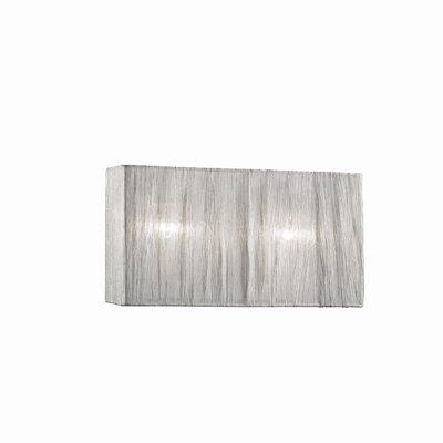 Ideal Lux Missouri 2 Light Wall Lamp