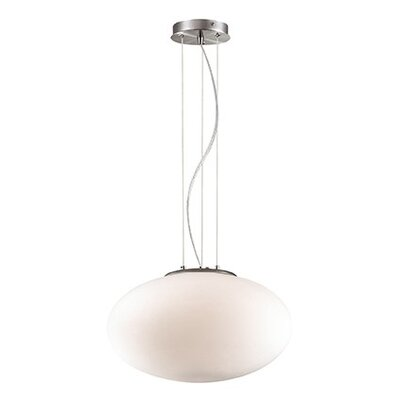 Ideal Lux Candy 1 Light Globe Pendant