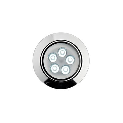 Ideal Lux Delta 5 Light Wall Lamp
