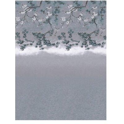Enamoro Wall Coverings Kiki and Botanical 2.75m L x 210cm W Roll Wallpaper