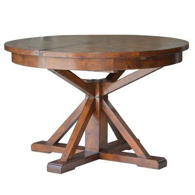 Yorba Linda Round Extendable Dining Table