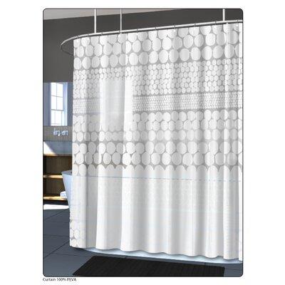 PEVA Chunk Shower Curtain