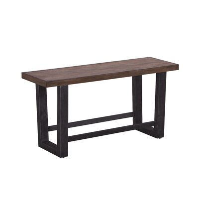 Quillen Counter Height Wood Bench