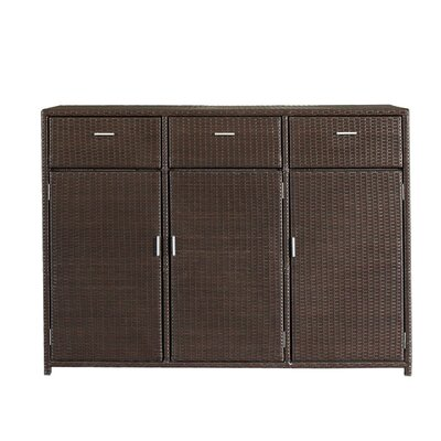 Magari 3 Door Accent Cabinet