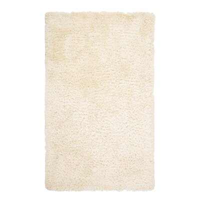 Floor Couture Revival Hand-Tufted White Area Rug