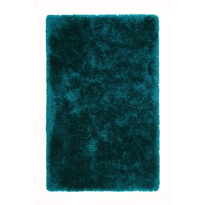 Floor Couture Revival Hand-Tufted Cobalt Area Rug