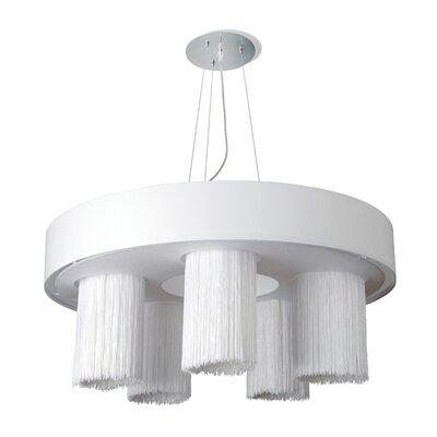 Bernd Unrecht Hang Loose 5 Light Pendant