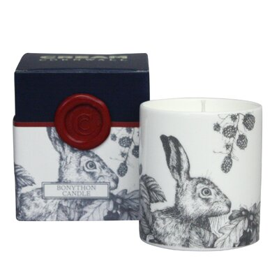 Cream Cornwall Game and Garden Bonython Votive Candle