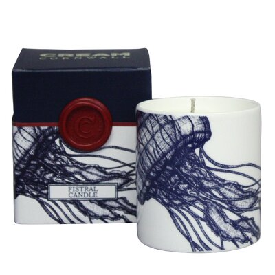 Cream Cornwall Maritime Fistral Votive Candle