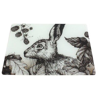 Cream Cornwall Hare Worktop Saver