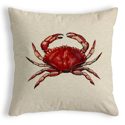 Home Ole Crab Cushion Cover