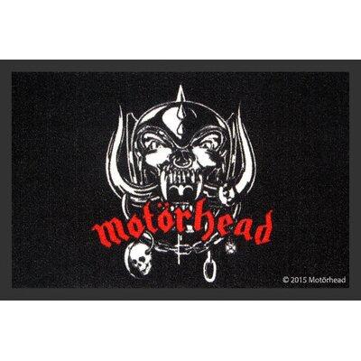 Rockbites Fußmatte Motörhead Logo