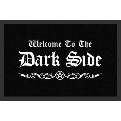 Rockbites Fußmatte Dark Side