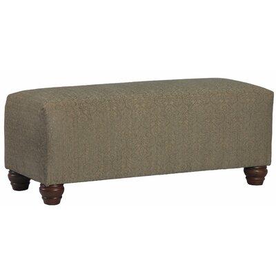 Richmond Upholstered Bench Upholstery Type: Fabric - Portigo Terrigon