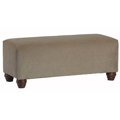 Richmond Upholstered Bench Upholstery Type: Fabric - Chic Barley