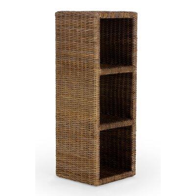 Massivum 117 cm Bücherregal Yavan