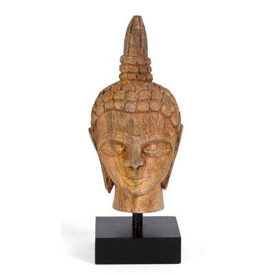 Massivum Figur Buddha Kopf