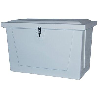 BetterWayProducts Plastic Deck Box