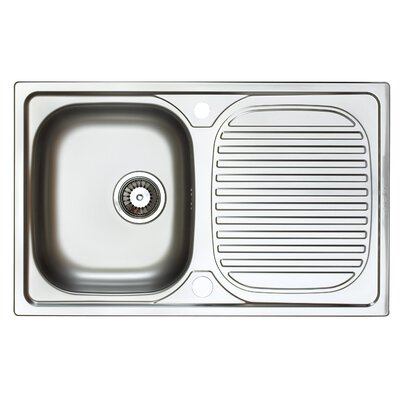 Astracast Sycamore 80cm x 50cm 1.0 Bowl Kitchen Sink