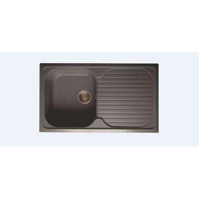 Astracast Poplar 86cm x 50cm 1.0 Bowl Kitchen Sink