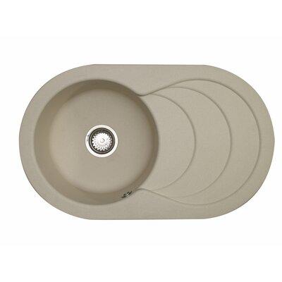 Astracast Twinberry 79cm x 48cm 1.0 Bowl Kitchen Sink