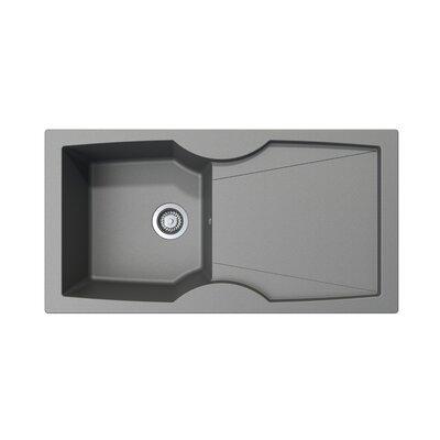 Astracast Labumum 100cm x 52cm 1.0 Bowl Kitchen Sink