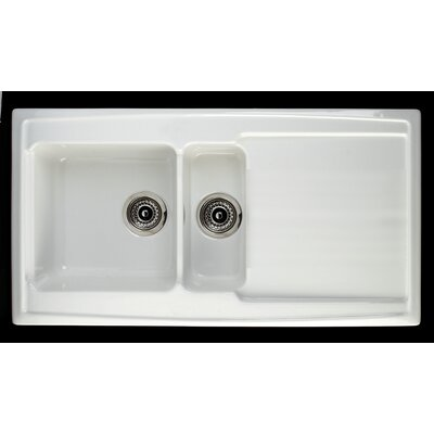 Astracast Argon 98cm x 52cm 1.5 Bowl Kitchen Sink