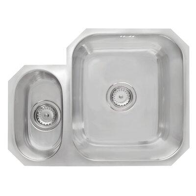 Astracast Sorrel 58cm x 45cm 1.5B Undermount LHD Kitchen Sink