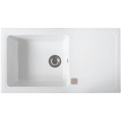 Astracast Palmetto 92cm x 50cm 1.0 Bowl Kitchen Sink